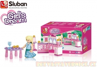 SLUBAN Girls Dream Princess - Princezna