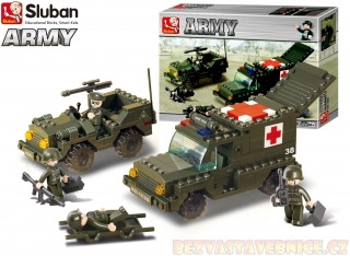 SLUBAN Army - Ambulance