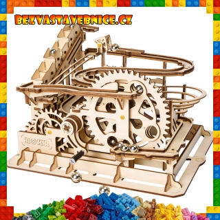 ROBOTIME Waterwheel Coaster / 238ks
