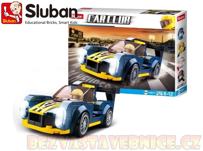 SLUBAN Auto Club - Le Mans